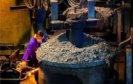 راهاندازی خط پنجم تولید پشم معدنی به روش کوره الکتریکی
