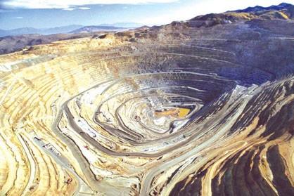 60 تا 90درصد سرمایه گذاری خارجی در بخش معدن جذب شده است