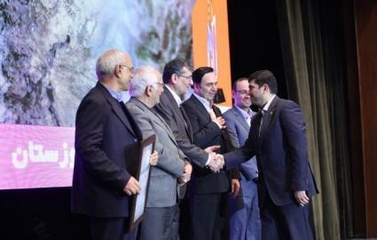 فولاد خوزستان برترین شرکت متعالی کشور شناخته شد