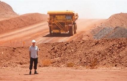 افت ۷ درصدی قیمت سنگ آهن چین