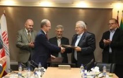 سند همکاری های معدنی ایمیدرو با جمهوری چک امضا شد