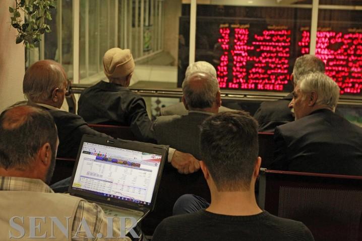 فلزات اساسی، خودرو و کانه فلزی صدرنشین بورس تهران شدند