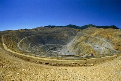 تولید پنج میلیون تن سنگ آهن در شهرستان بافق