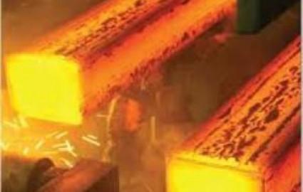 تولید فولاد خام ایران در ماه اکتبر ۲۴ درصد رشد کرد