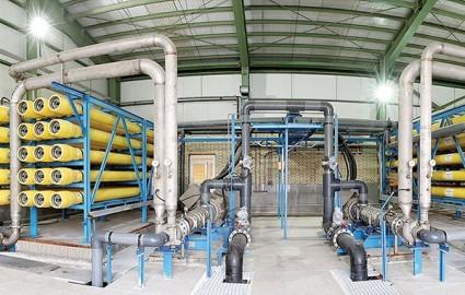 نیاز صنعت فولاد به آب شیرینکنها