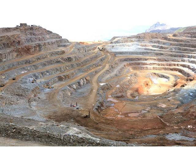 معدن بيشترين رشد صادرات را کسب کرد