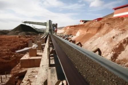 عرضه ۱۰ هزارتن گندله سنگ آهن طی روز جاری