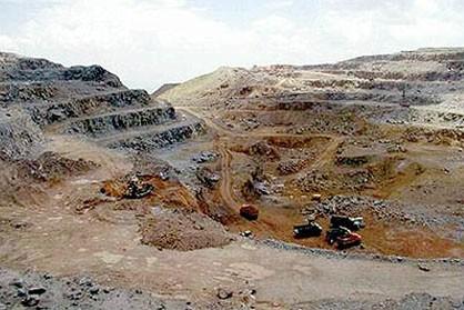 معادن سنگ آهن خراسان شمالی در انتظار ایجاد صنایع فرآوری