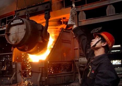 بومی سازی بیش از ٥٠هزار قطعه تجهیزات فولادی در فولاد مبارکه