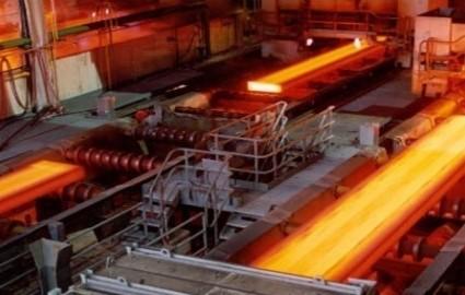ورود خراسان رضوی در فهرست صادرکنندگان عمده شمش فولاد