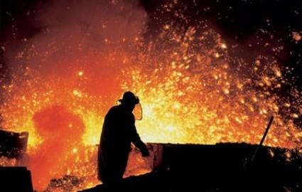 تجمع بازنشستگان صندوق فولاد مقابل استانداری