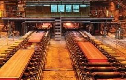 رشد دسته جمعی تولیدات زنجیره فولاد در ۷ ماه