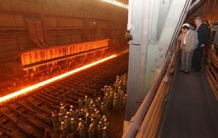 تعرفه فولاد شامل ورقهای زیر ۳ میلیمتر نشود