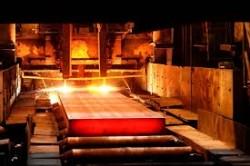 افزایش 5 درصدی و رکورد تولید شمش در شرکت فولاد خوزستان