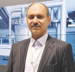 صادرات ۳۳۰ هزار تنی فولاد خوزستان در سه ماهه ۹۴ | عبدالمجید شریفی