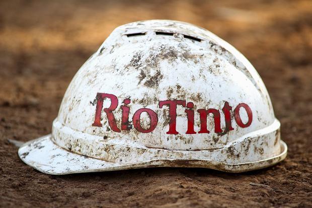 رشد تولید سنگ آهن ریوتینتو کند شد