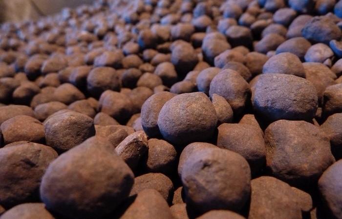 افزایش تولید گندله آهن در مجتمع فولادی اردکان