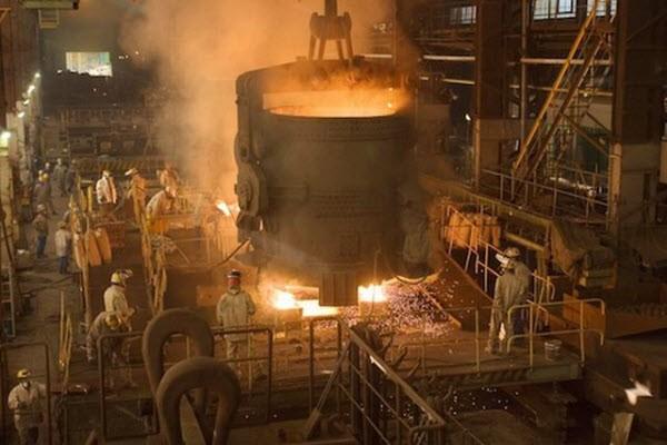 مدیریت مصرف انرژی برای کاهش قیمت تمامشده فولاد