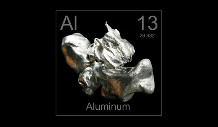 میخکوب شدن قیمت آلومینیوم