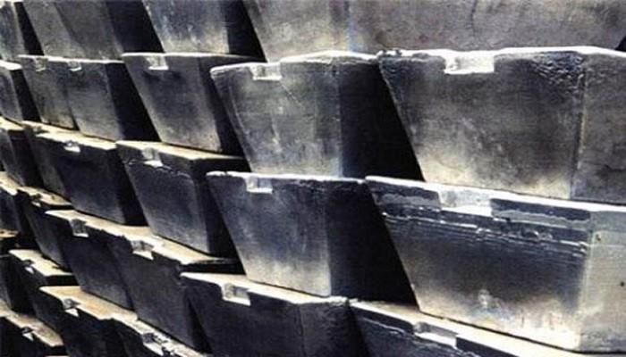 پنج ضلعی رکود در بازار جهانی فلزات