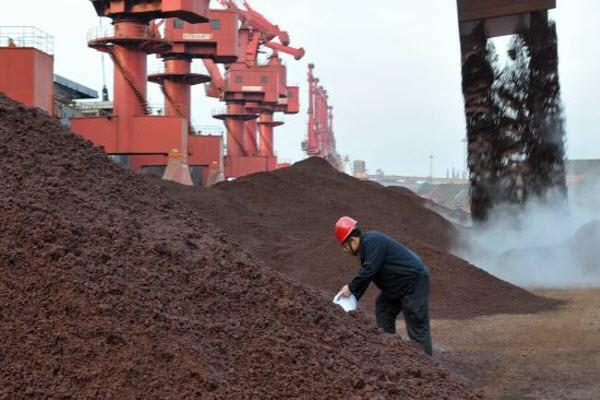 ثبات نسبی بازار سنگ آهن در چین