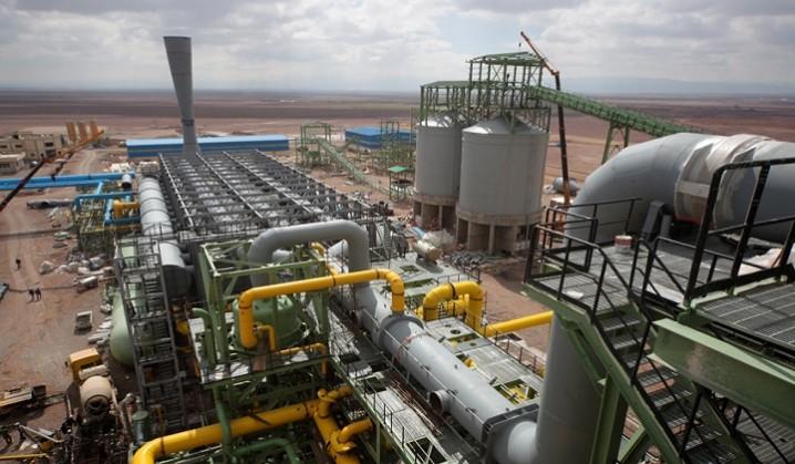 تکمیل پروژه جهان فولاد بردسیر پس از 27 سال