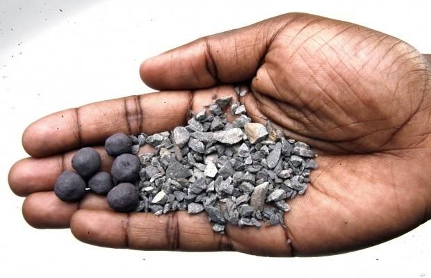 تولید 19 میلیون تن کنسانتره سنگ آهن توسط شرکت های بزرگ معدنی
