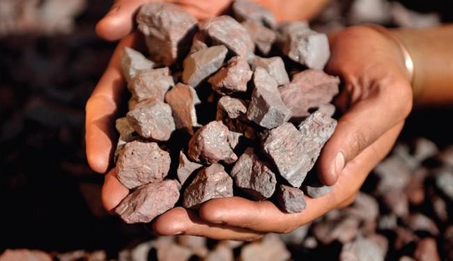 سنگ آهن در چین کمی ارزان شد