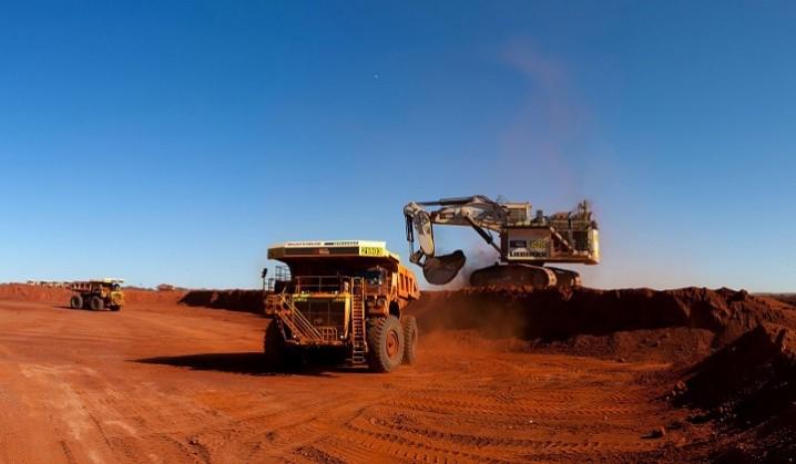 پیش بینی استرالیا از قیمت سنگ آهن