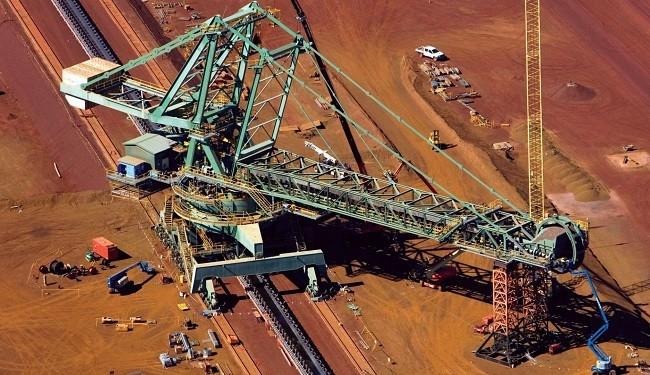 قیمت سنگ آهن با شیب ملایم افزایش می یابد | بهرام شکوری