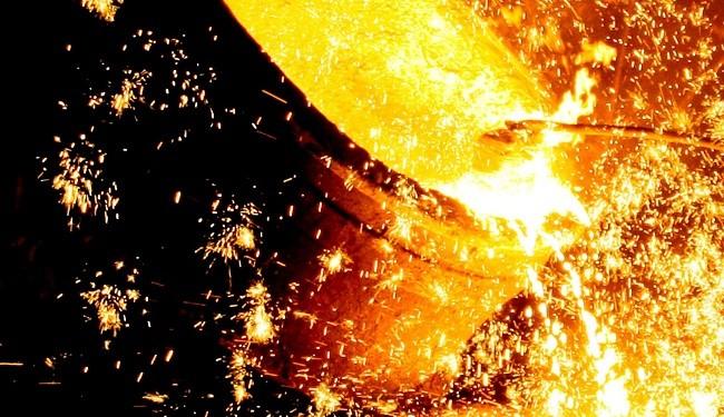 نگاهی به قیمت مواد اولیه صنعت فولاد در روزهای اخیر