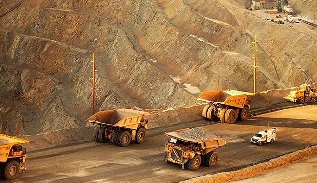 بحران های جهانی، بر بخش معدن ایران اثر گذاشت