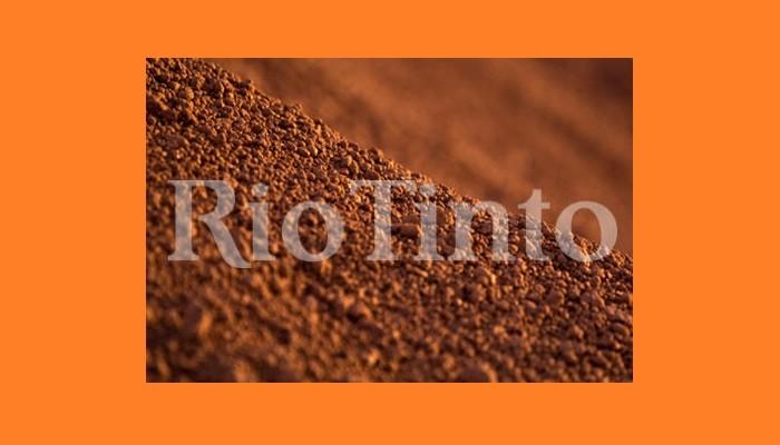 ریوتینتو، ممکن است بزرگترین تولیدکننده سنگ آهن جهان شود