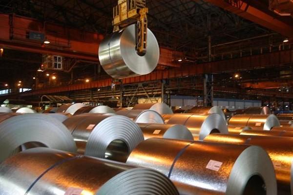 رتبه فولادسازی ایران دو پله ارتقا یافت