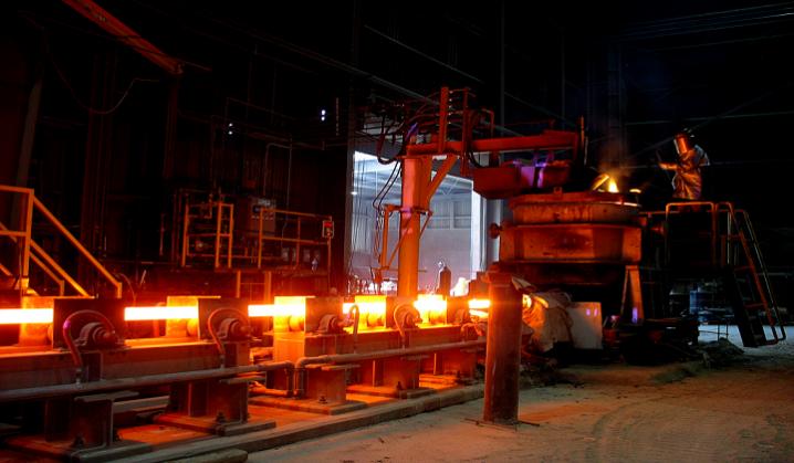 رشد 4 درصدی تولید فولاد خام ایران