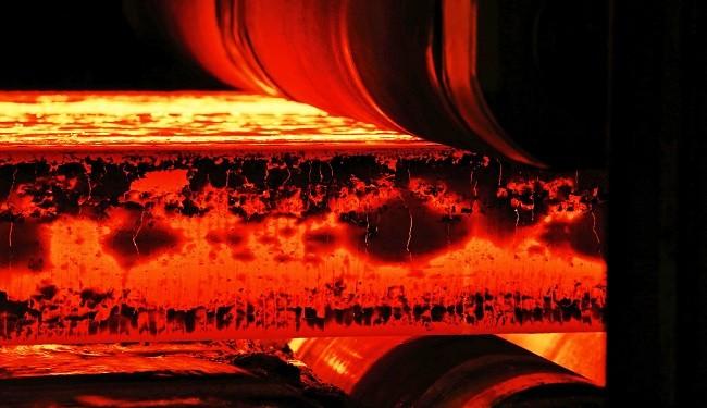 صعود بازار فولاد با سوخت شمش