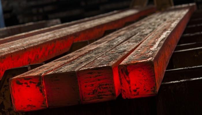 میزان صادرات فولاد به سه میلیون تن رسید