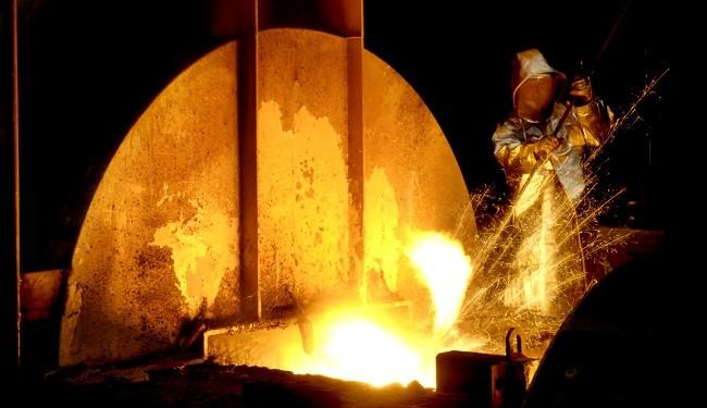 محصولات معدنی در سند چشم انداز 7 صنعت منتخب دیده شده است !