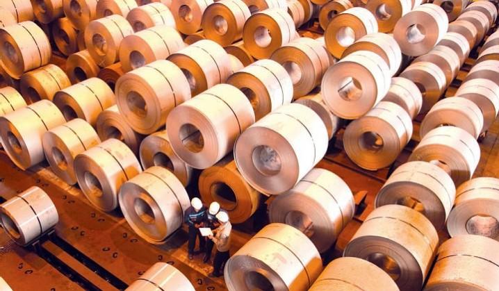 تراز مثبت تجاری ایران در بخش فولاد در بالاترین رکورد ۱۰ ساله