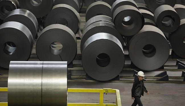 افتتاح فاز نخست کارخانه ذوب نورد توانارام