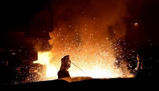 فولاد خوزستان بیش از 450 هزارتن شمش صادر کرد