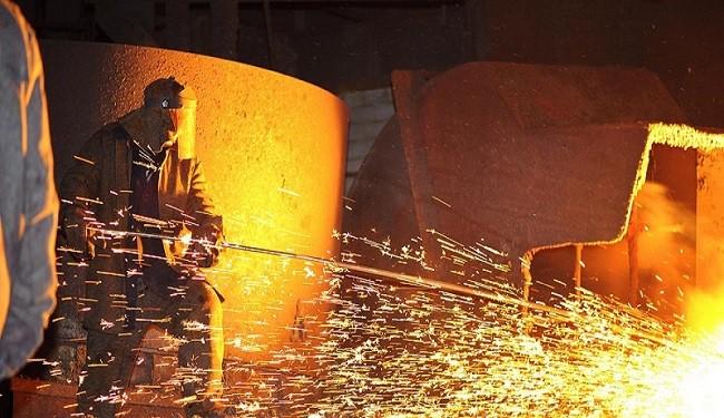 چین در تله فولادی