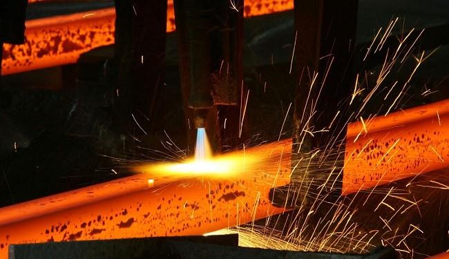 افزایش ۴۷ درصدی ظرفیت تولید فولاد خام