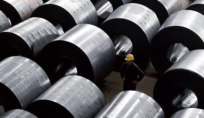 واردات ورق های فولادی بی کیفیت از هند و چین