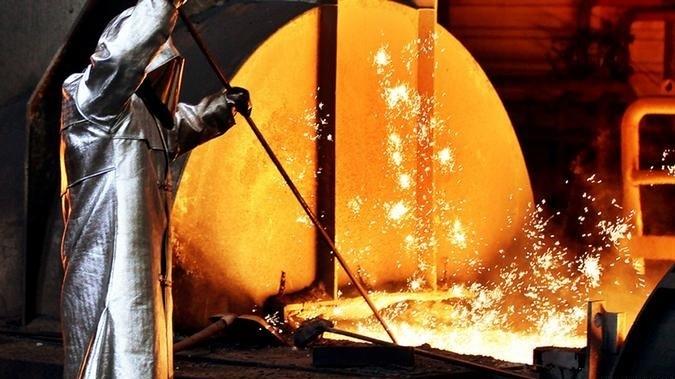 کاهش 12 درصدی تولید فولاد