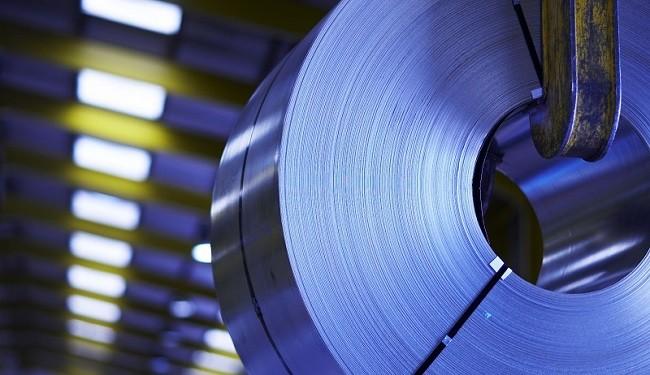واردات ورقهای فولادی از هند و چین