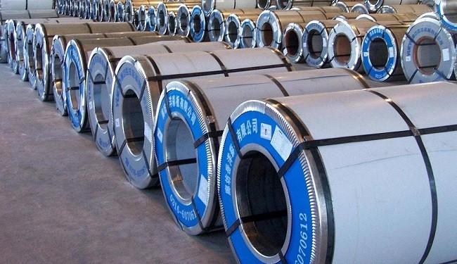 آب رفتن دپوی محصولات فولادی از کانال صادرات