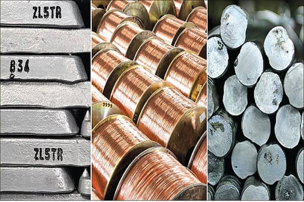 میل کاهشی فلزات در بازارهای جهانی