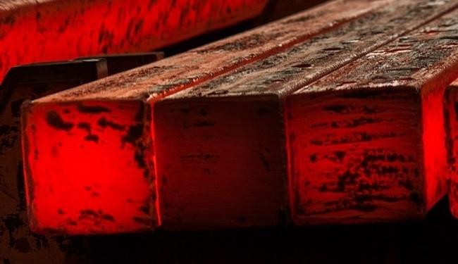 کاهش 18 درصدی تولید شمش بلوم