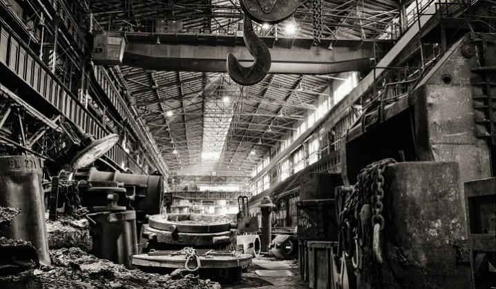 چشم انداز تاریک صنعت فولاد چین